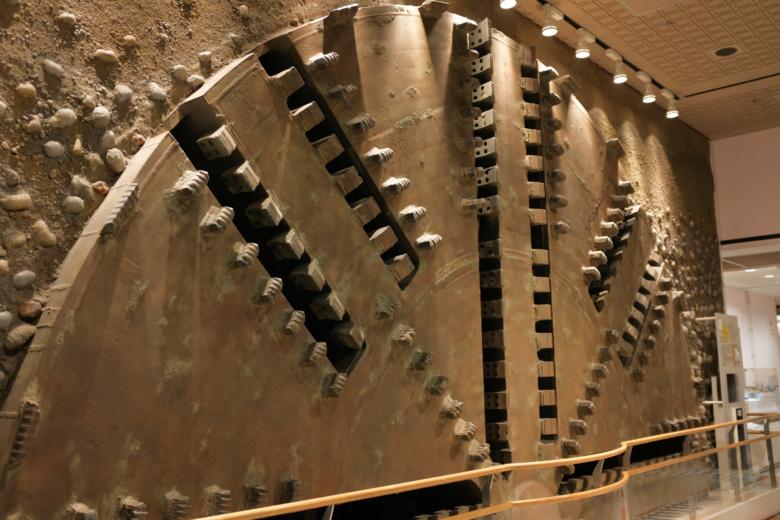 トンネルの作り方